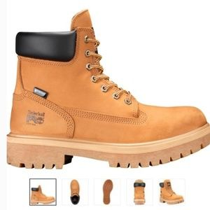 Timberland Pro Soft Toe Men's boots